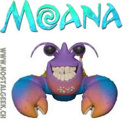 Funko Pop Disney SDCC 2018 Moana Tamatoa GITD Exclusive Vinyl Figure
