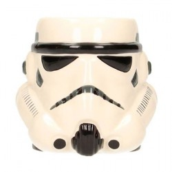 Mug Star Wars Stormtrooper Head 3D Céramic