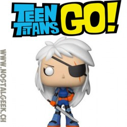 Funko Pop DC Teen Titans Go! Rose Wilson Exclusive Vinyl Figure
