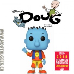 Funko Pop Disney SDCC 2018 Skeeter Valentine Exclusive Vinyl Figure