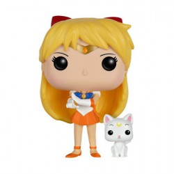 Funko Pop! Anime Sailor Moon - Sailor Venus & Artemis