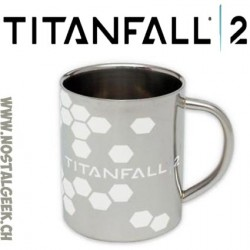 Tasse TitanFall 2 en Acier Inoxydable