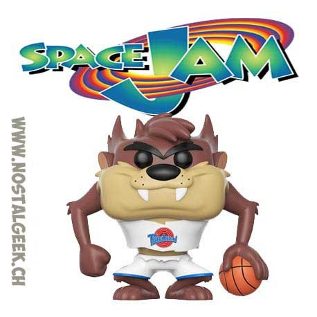 8ad9487b2ff Toy Funko Pop! Movie Space Jam Taz geek suisse shop
