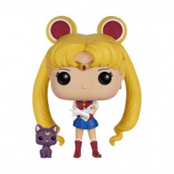 Funko Pop! Anime Sailor Moon & Luna