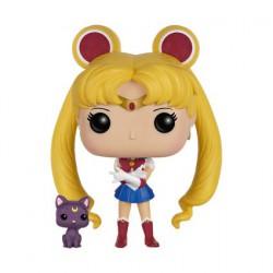 Funko Pop Anime Sailor Moon & Luna