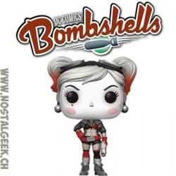 Funko Pop! DC Bombshells Harley Quinn (Vintage) Edition Limitée