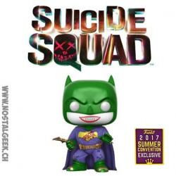 Funko Pop! SDCC DC Suicide Squad Batman Joker Edition Limitée