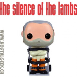 Funko Pop! Movie: Silence of the Lambs - Hannibal Lecter