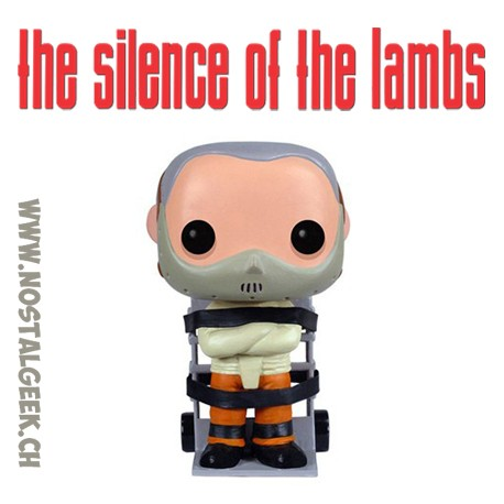 Funko Pop Movie: Silence of the Lambs - Hannibal Lecter