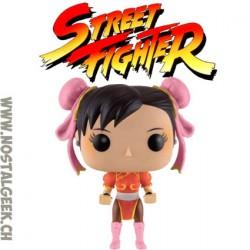 Funko Pop Jeux Vidéo Street Fighter Chun-Li (Red) Edition Limitée