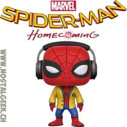 Funko Pop! Marvel Spider-Man: Homecoming (Headphones)