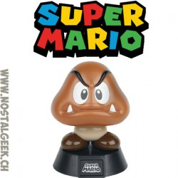 Super Mario Goomba 3D Light