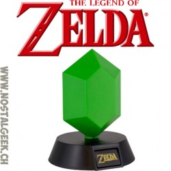 The Legend of Zelda Green Rupee Light 10 cm