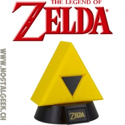 The Legend Of Zelda - Lampe 3D Triforce 10cm