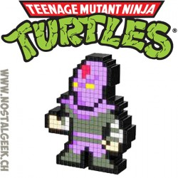 Lampe TMNT Foot Soldier Pixel Pals Light up