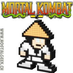 Mortal Kombat Klassic Raiden Pixel Pals Light up