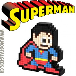 DC Superman Pixel Pals Light up