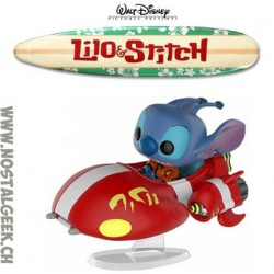 Funko Pop Rides Disney Lilo & Stitch - The Red One Edition Limitée