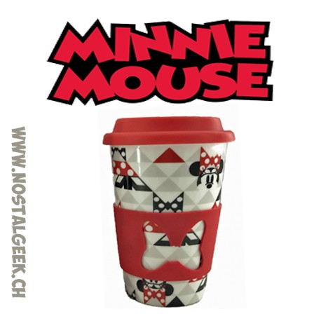 Travel Mug Disney Minnie Mousse