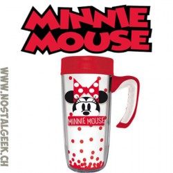 Travel Ceramic Mug Disney Minnie Mousse 500ml