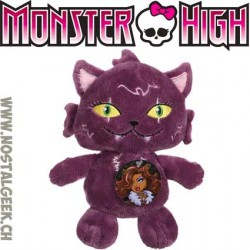 Peluche Monster High Croissant le chat 20 cm