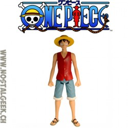 One Piece Pack 2 figurines 12 cm Luffy et Chopper