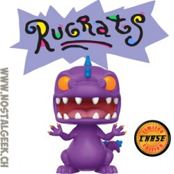 Funko Pop! TV Nickelodeon 90'S TV Rugrats (Razmoket) Reptar Chase Edition Limitée