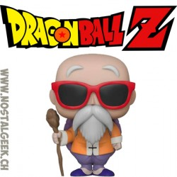 Funko Pop Animation Dragon Ball Z Master Roshi (Tortue Géniale)