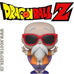 Funko Pop Animation Dragon Ball Z Master Roshi (Tortue Géniale) Edition Limitée