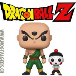 Funko Pop Dragon Ball Z Tien and Chiaotzu Vinyl Figure