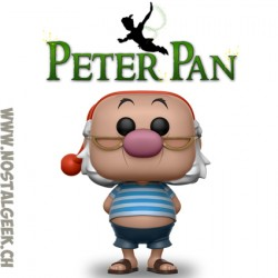 Funko Pop Disney Peter Pan Smee Edition Limitée