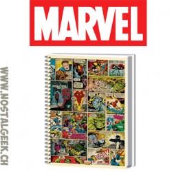 Marvel Bloc-notes à spirales A4