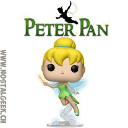 Funko Pop Disney Peter Pan Tinker Bell (Flying) Edition Limitée
