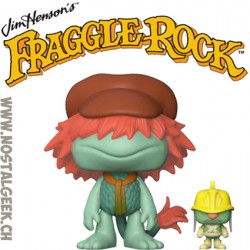 Funko Pop Fraggle Rock Boober with Doozer