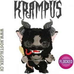 Funko Pop Holidays Krampus Flocked Edition Limitée