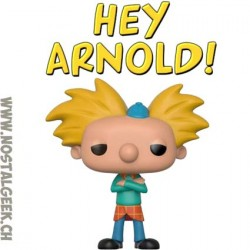 Funko Pop Animation 90's Hey Arnold! Arnold Shortman