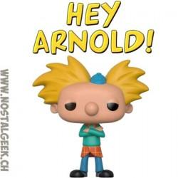 Funko Pop Animation 90's Hey Arnold! Arnold Shortman Vinyl Figure