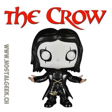 Funko Pop! Movies The Crow (Rare) Vinyl Figure