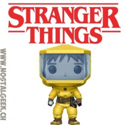 Funko Pop TV Stranger Things Pop Stranger Things Joyce in Biohazard Suit Exclusive