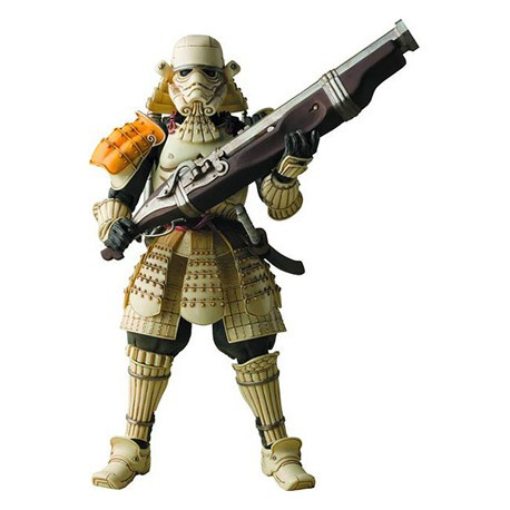 Meisho Star Wars Teppo Ashigaru Sandtrooper samurai action gigure