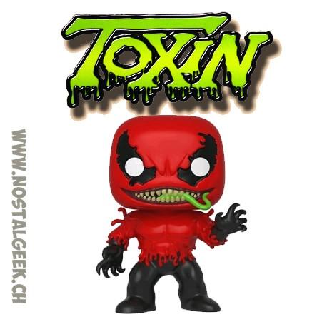 Toy Funko Pop Marvel Toxin Exclusive Vinyl Figure Geek Suisse Shop