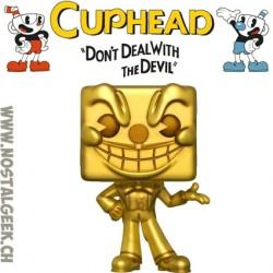 Funko Pop Games Cuphead King Dice (Gold) Exclusive Vinyl Figure