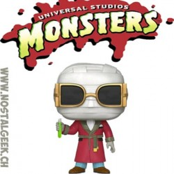 Funko Pop! Movies Universal Studio Monsters The Mummy Vinyl Figure