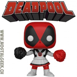 Funko Pop Marvel Deadpool Clown Deadpool Vinyl Figure