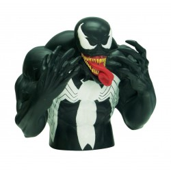 Marvel Venom Bust Bank PVC
