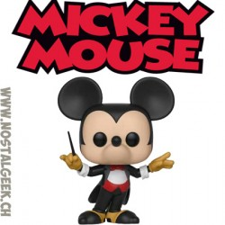Funko Pop Disney Mickey's 90th Conductor Mickey