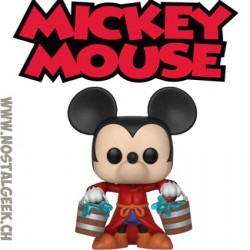 Funko Pop Disney Mickey's 90th Apprentice Mickey Vinyl Figure
