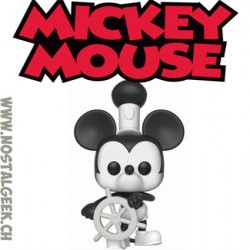 Funko Pop Disney Mickey's 90th Steamboat Willie