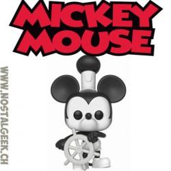 Funko Pop Disney Mickey's 90th Steamboat Willie Vinyl Figure