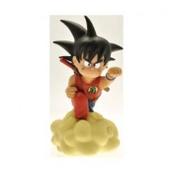 Tirelire Dragonball Son Goku sur son nuage magique